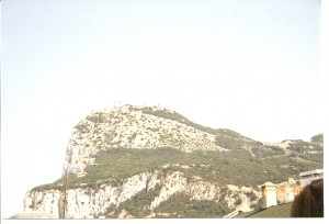 Tangier tourist trap - Rock of Gibraltar