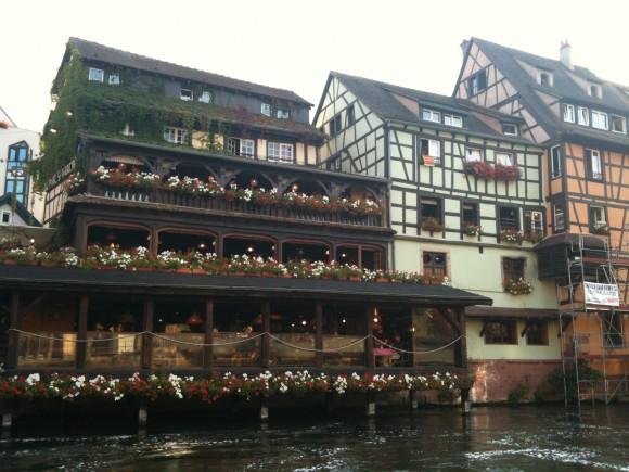 adjusting to life in Germany - Strasbourg, France