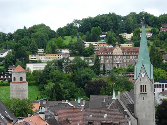 adjusting to life in Germany - Feldkirch, Austria