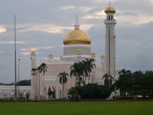 Brunei – Land of Mosques and Inedible Goo