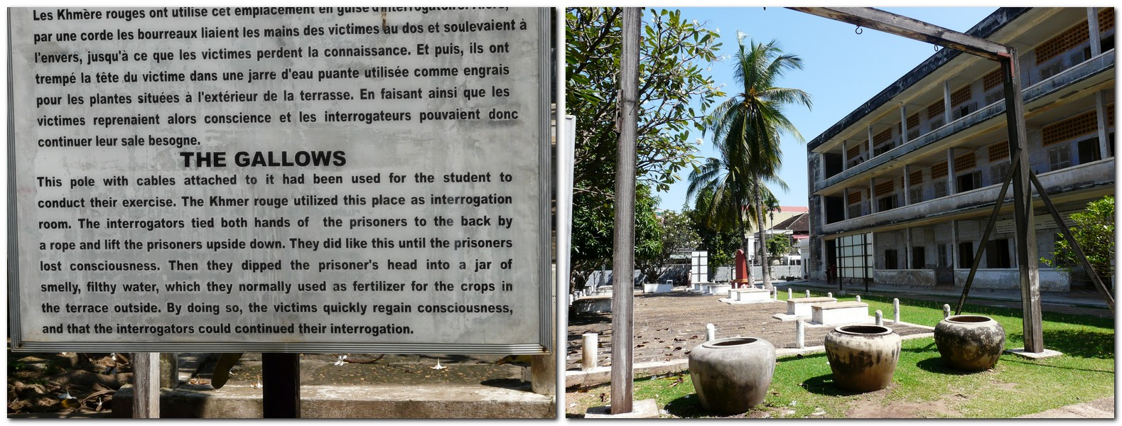 Tuol Sleng Genocide Museum Phnom Penh