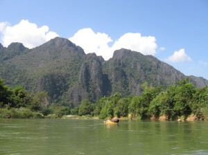 Vang Vieng – Not Drunk on a River