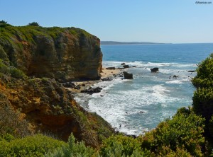 The Great Ocean Road and a Bit of Parrot Poo