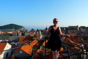 Scenes From Dubrovnik, Croatia