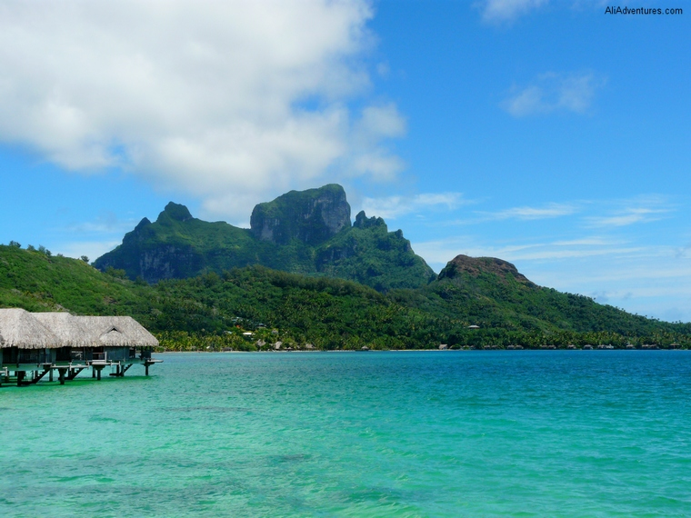 things to do in Bora Bora when it's raining