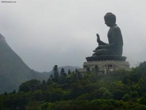 Weekly Photo – Buddha at Po Lin Monastery, Hong Kong