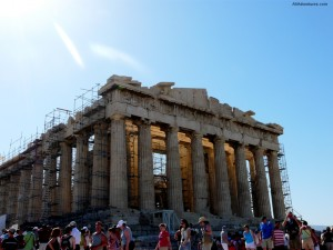 Weekly Photo – Acropolis in Athens, Greece