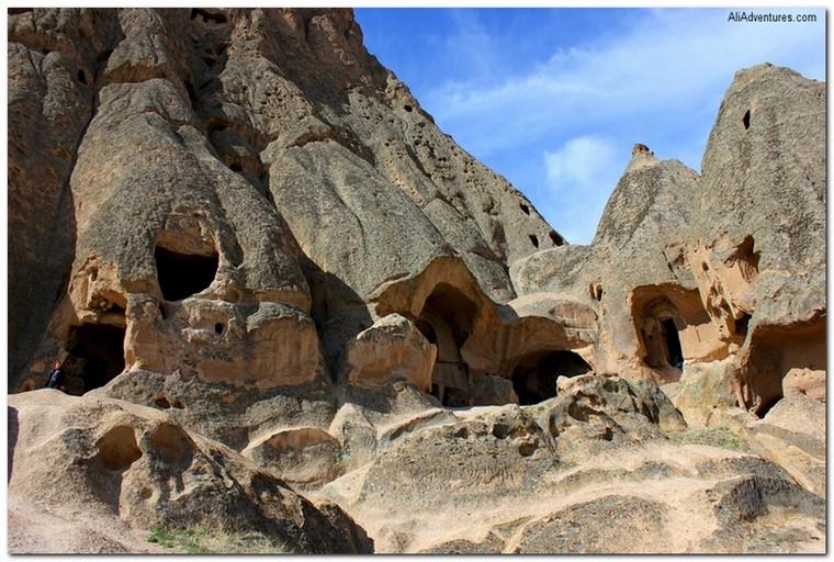 Cappadocia tour, monastery