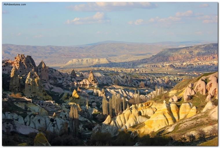 Cappadocia tour, Pigeon Valley