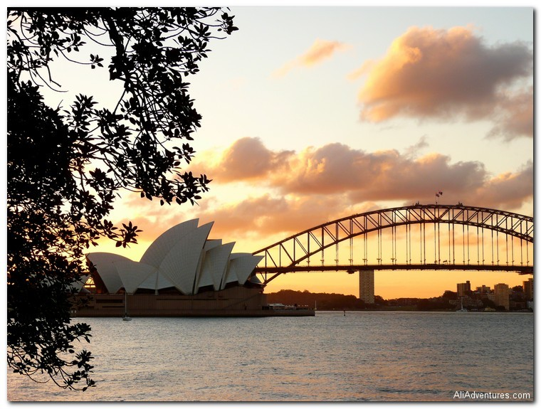 top sunset photos - Sydney, Australia