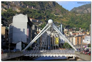 Weekly Photo – Bridge in Andorra la Vella