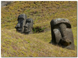 Weekly Photo – Easter Island Moai
