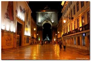 Weekly Photo – Lisbon at Night
