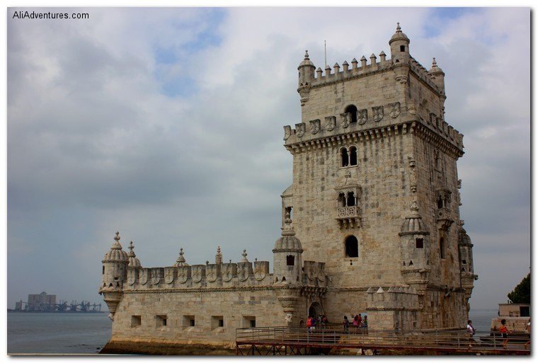 Lisbon, Portugal, Belem Tower
