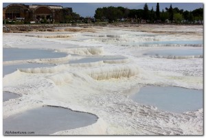 The Ruins and Travertines of Pamukkale