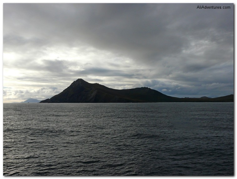 Chilean fjords, Cape Horn