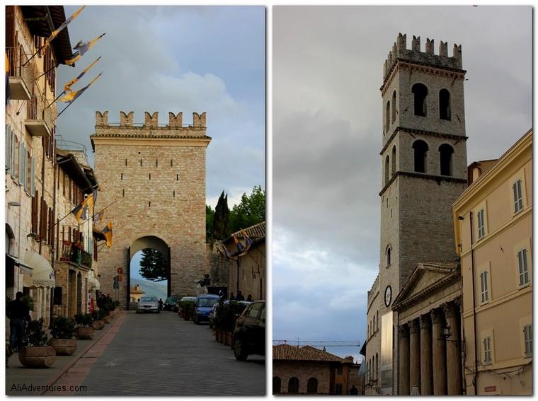 Umbria: Assisi, Italy