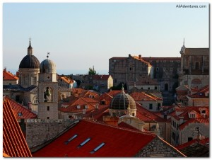 Weekly Photo – Dubrovnik Roofs