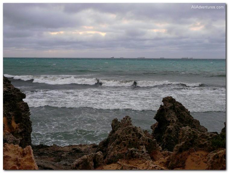 Perth, Indian Ocean