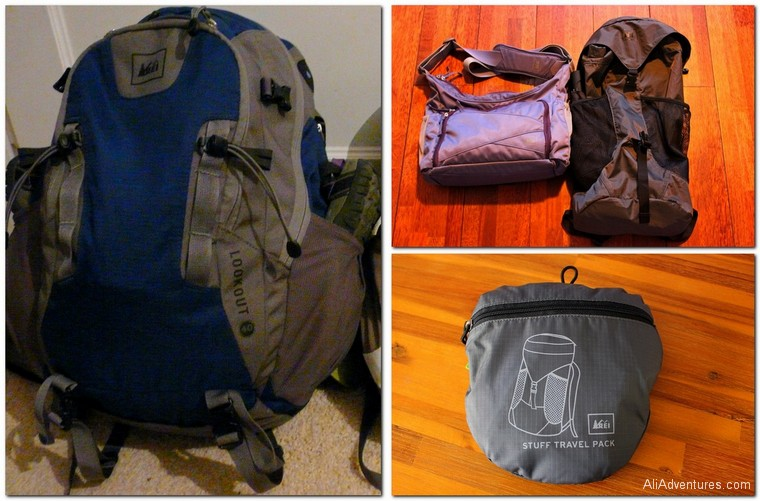 packing list for a 7 week trip - Beyond Vacation