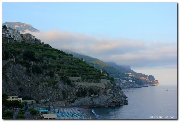 Amalfi Coast, Minori, Italy
