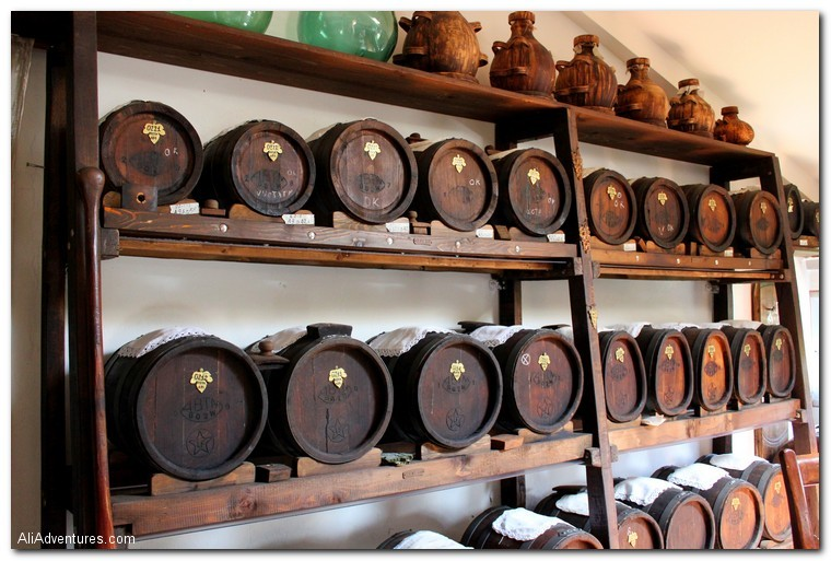 Traditional Balsamic Vinegar of Modena, Italy