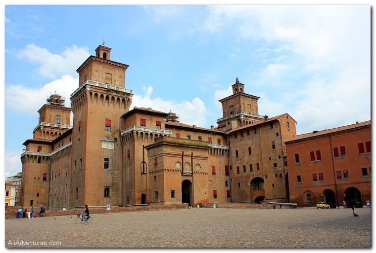 Ferrara Italy  city pictures gallery : Ferrara, Italy photos
