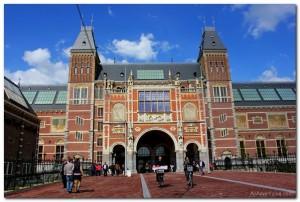 Weekly Photo – Rijksmuseum in Amsterdam