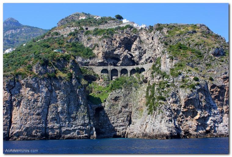 Amalfi Coast boat trip, Italy