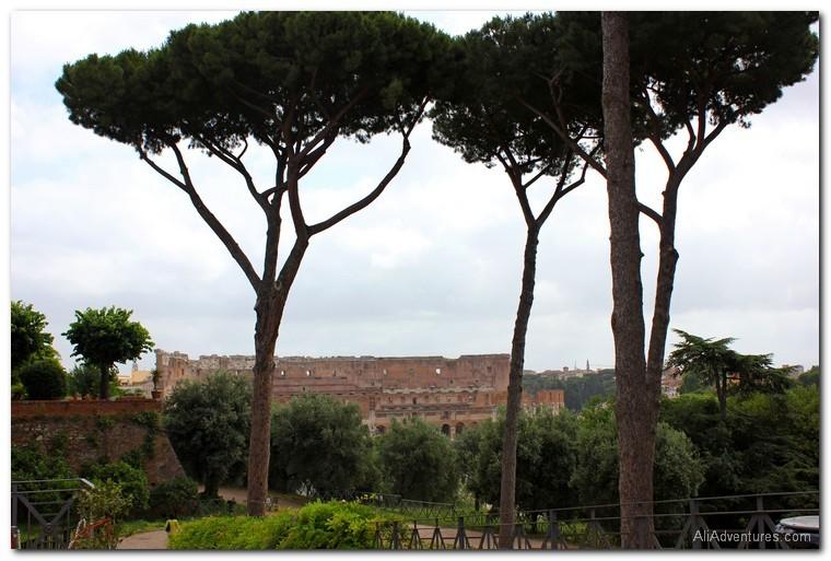 Roman Forum tour, Rome, Italy