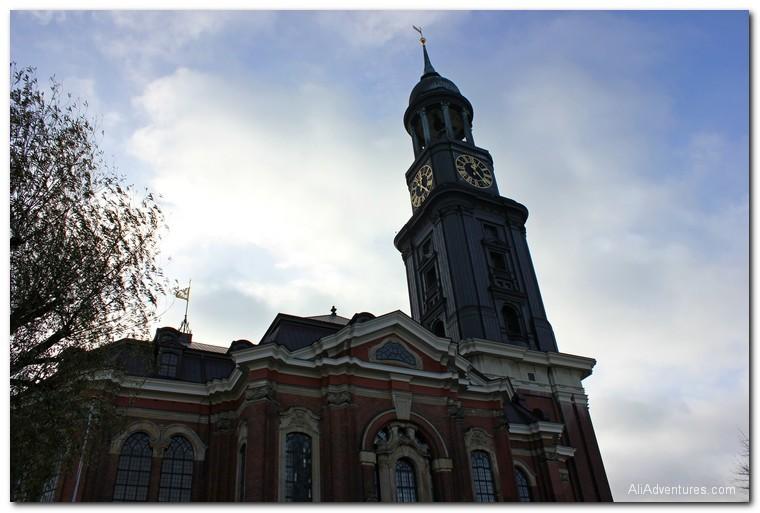 Hamburg St. Michael's Cathedral