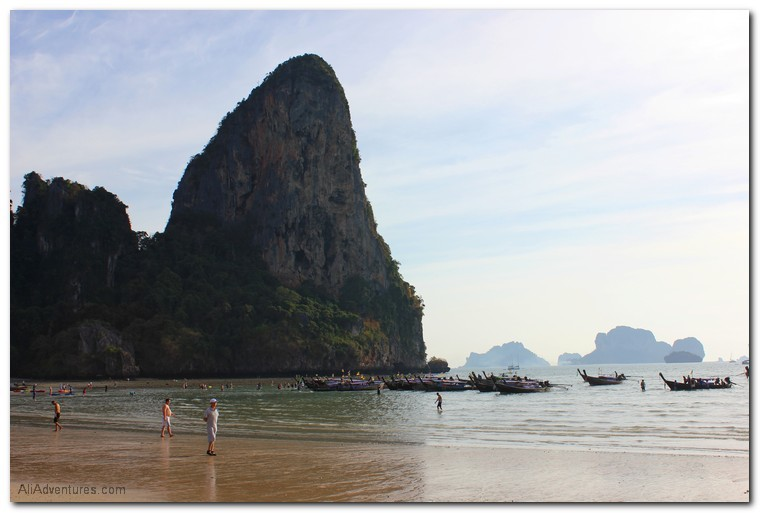 Railay, Thailand photos
