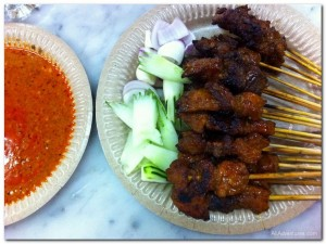 My Experience with Food in Penang