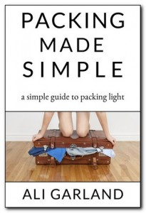 My New E-Book: Packing Made Simple