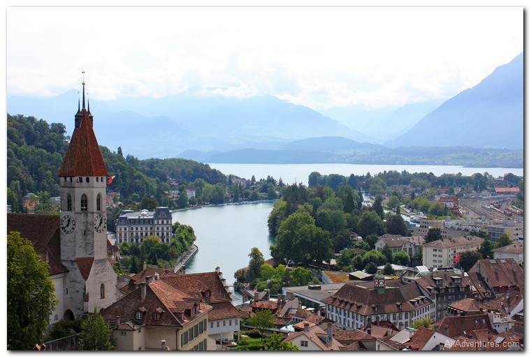 Thun, Switzerland in photos