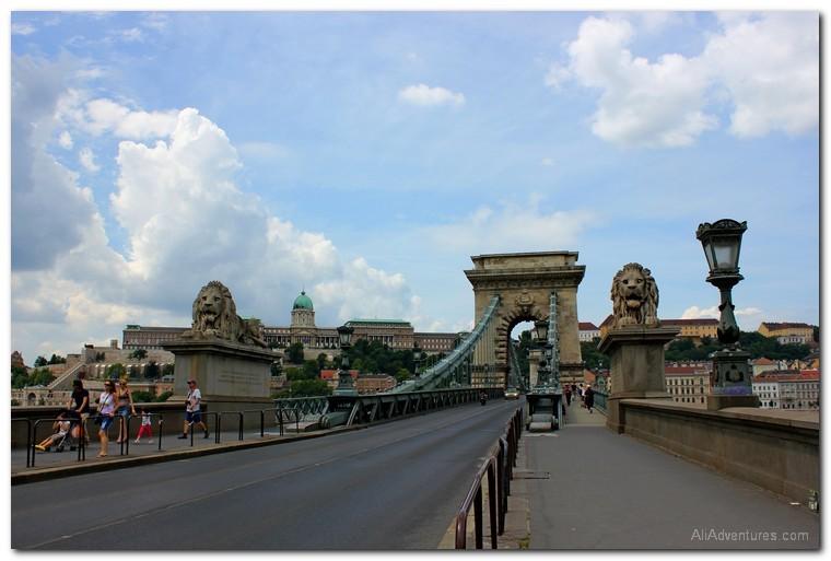 Exploring Castle Hill in Budapest - Ali's Adventures