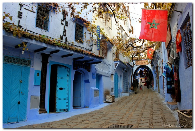Chefchaouen, Morocco photos