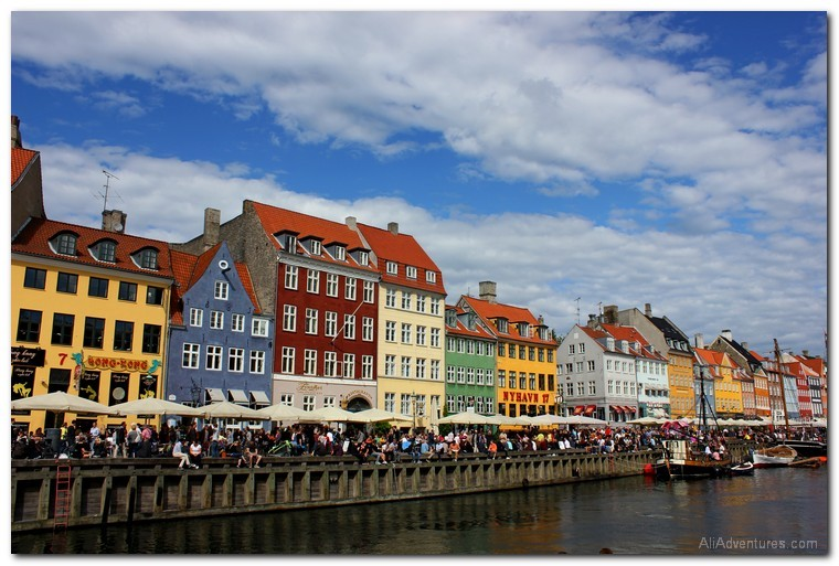 how much I spent traveling in Copenhagen