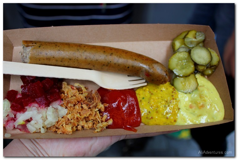Copenhagen food tour