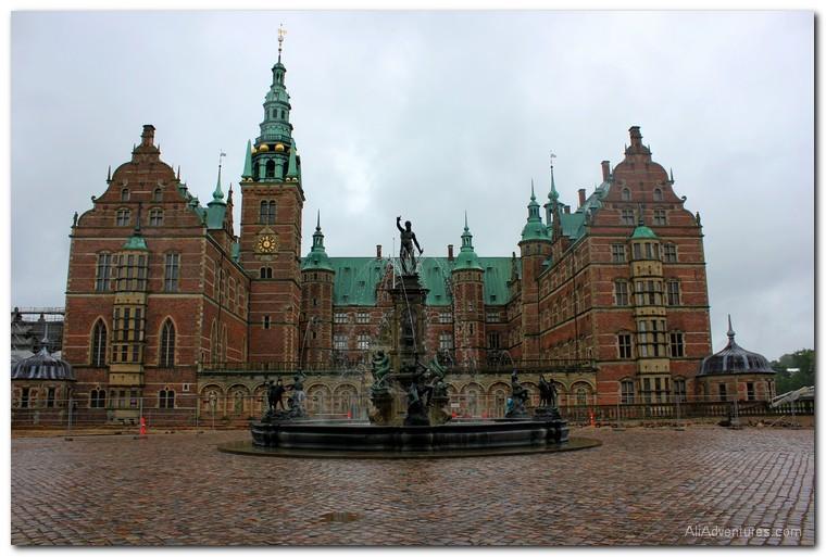 Fredriksborg Castle Denmark