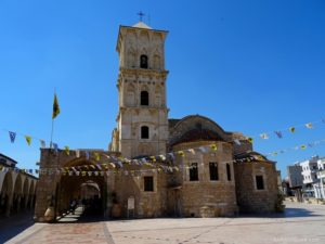 Larnaca: My Interesting Introduction to Cyprus