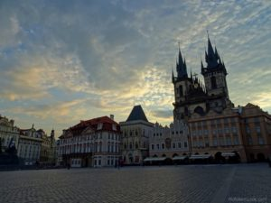 Scenes From Prague