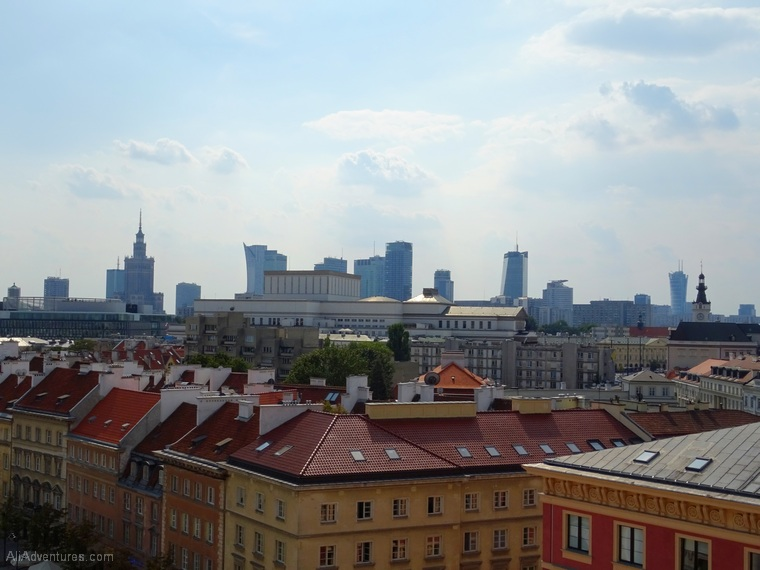 Warsaw photos