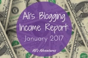 How Much Money I Make Online: Income Report January 2017