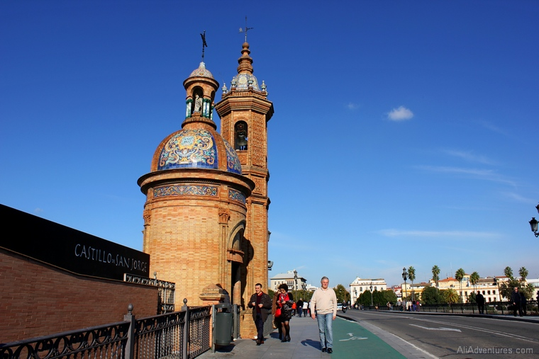 top attractions in Sevilla