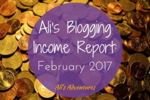 How Much Money I Make Online: Income Report February 2017