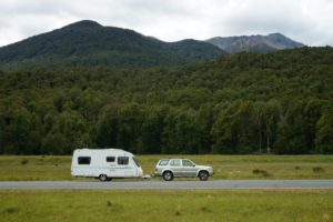 Non-Traditional Interviews: Living in a Caravan in New Zealand