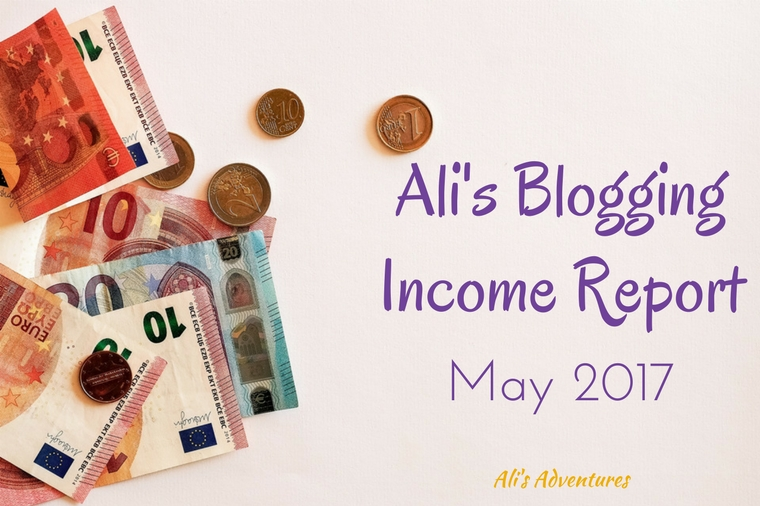 How Much Money I Make Online: Income Report May 2017