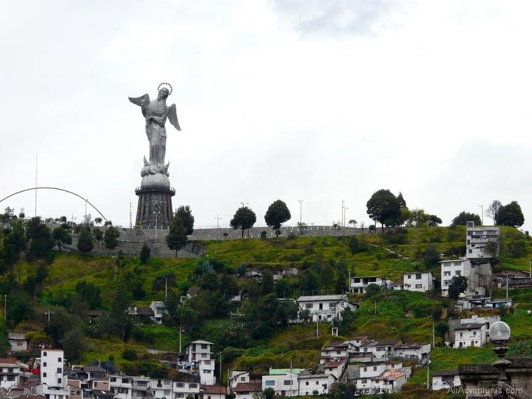 Quito Ecuador Yellow Envelope review