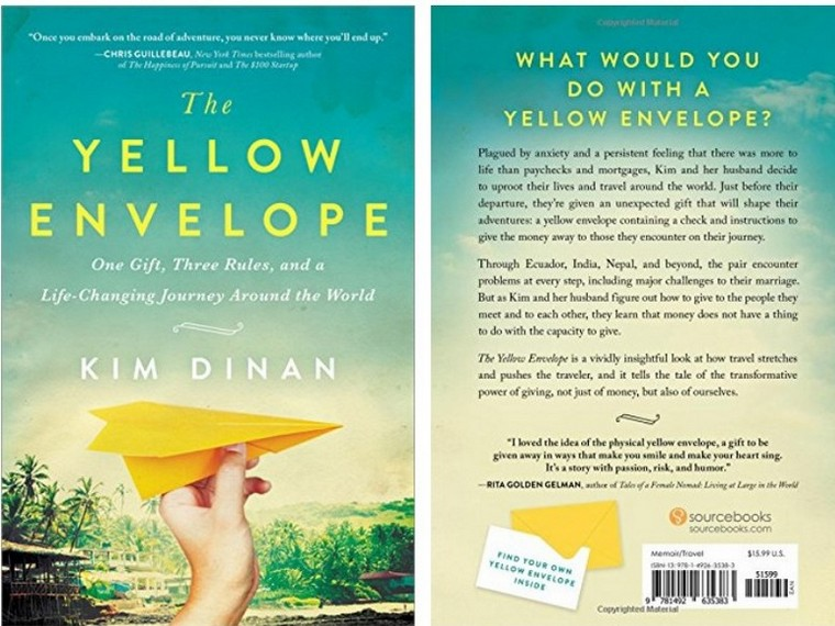 The Yellow Envelope Review